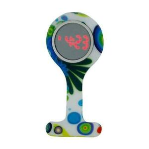 【予約受付中】 【送料無料】腕時計 display デジタルファンキーフラワーデザインシリコンウォッチboxx led digital display digital fob funky flower design silicone nurses fob watch boxx387, R-select webshop:3ec03fbc --- holger-marschall.info