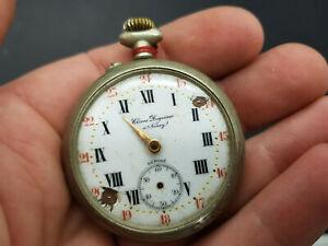 大割引 【送料無料】腕時計 ノートルダムデュクロノナンシーmontre gousset chrono duquesne a nancy chrono gousset boitier a argentan a restaurer, オノシ:42e0738c --- holger-marschall.info