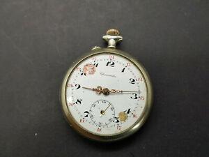 【送料無料】腕時計 ノートルダムデュancienne montre a gousset chronomtre
