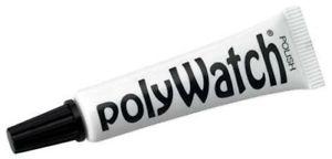 【送料無料】腕時計 ポリポリッシュアクリルプラスチックウォッチpolywatch polish for acrylic and plastic watch crystals 5ml