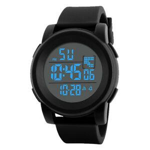 【送料無料】腕時計 カジュアルスポルティーボデジタルcasual sportivo orologio digitale quarzo honhx gomma acciaio resistente md