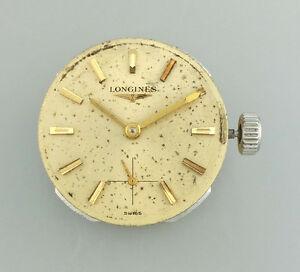 【送料無料】腕時計 ビンテージキャリバーメンズムーブメントvintage longines caliber 370 mens wrist watch movement runs good c 1964