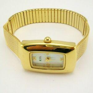 【送料無料】腕時計 ケネスジェイレーンクォーツステンレススチールメッシュストレッチウォッチkenneth jay lane quartz stainless steel mesh stretch watch