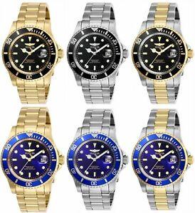 【送料無料】腕時計 メンズプロダイバーステンレススチールミリカラーinvicta mens pro diver stainless steel 40mm watch choose color 26970 26975