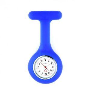 【送料無料】腕時計 シリコーンmontre infirmire bleu silicone femme mymontre