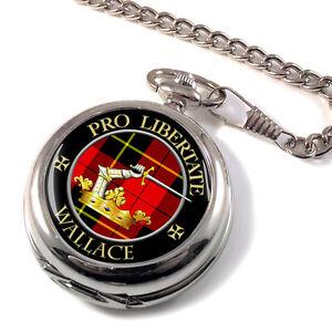 【送料無料】腕時計 ウォーレススコットランドポケットウォッチ