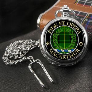 【送料無料】腕時計 マッカーサースコットランドポケットウォッチ