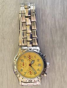 【送料無料】腕時計 グラフィカルビンテージorologio kolster acciaio cronografo vintage