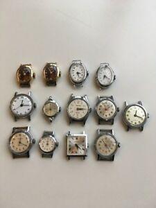 【送料無料】腕時計 ロットデlot de 13 montres mcaniques kelton pour femme