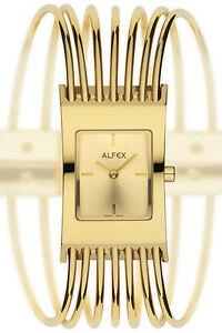 【送料無料】腕時計 alfex damenuhr 5580379 quarz schweizer qualitt uvp 265 eur