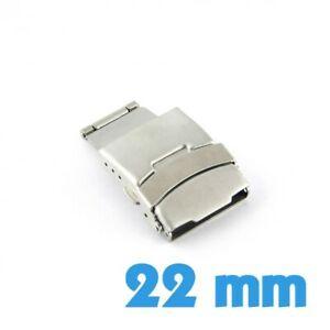 【送料無料】腕時計 fermoir dployant 22 mm bracelet montre mtal mymontre