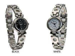 【送料無料】腕時計 ステンレススチールシルバーリンクアナログクォーツ