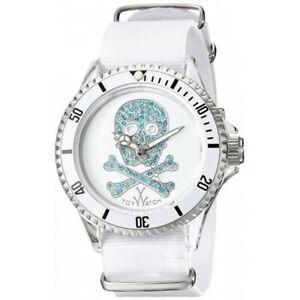 【送料無料】腕時計 スカルtoywatch skull s05whlb
