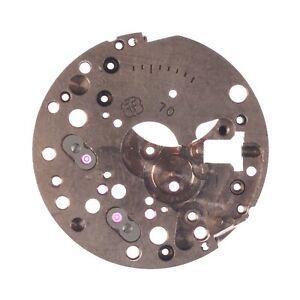【送料無料】腕時計 fhf 70 platina plate