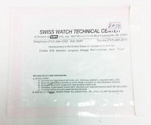【送料無料】腕時計 ピンアイテムrado pin amp; tube item 02526 coupole 12940774 authentic parts nos