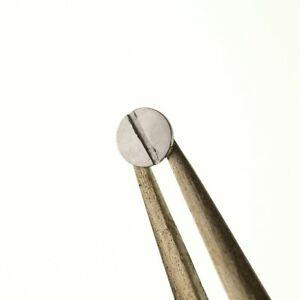 【送料無料】腕時計 コロナクラウンホイールネジpeseux 7040 7050 vite ruota corona crown wheel screw