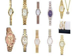 【送料無料】腕時計 レディースセットクラシックデザインsekona ladies stone set and watches with a classic design
