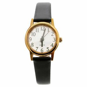 【送料無料】腕時計 マートレディースブラックウォッチ
