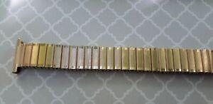 【送料無料】腕時計 ブレスレットドーレメーカフレックスbracelet montre extensible dore  marque fixo flex   18mm    rn20