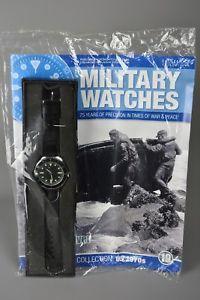 【送料無料】腕時計 ;イーグルモスミリタリーウォッチアメリカダイバーramp;l mag sealed eaglemoss military watches 19 us usa navy diver 1970s