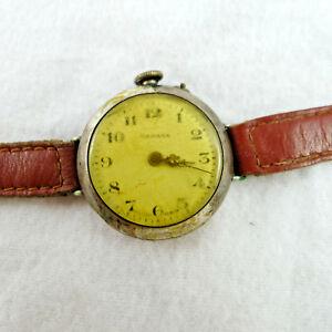 【送料無料】腕時計 スペアパーツポケットレディシルバーケースドナロンボクロッジウォッチ