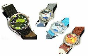 【送料無料】腕時計 boxx gents jumbo easy fasten army camouflage watch christmas gift