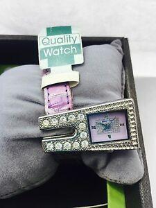 【送料無料】腕時計 マジックタイムヴィンテージ#アナログクォーツレザーストラップmagic time vintage women039;s analogue quartz miyota movt stone leather strap watch