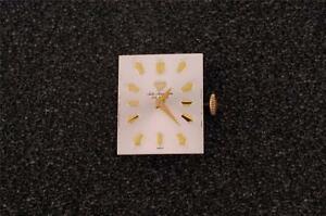 【送料無料】腕時計 ビンテージメンズジュールムーブメントキャリバーvintage mens jules jurgensen wristwatch movement caliber 3421 running