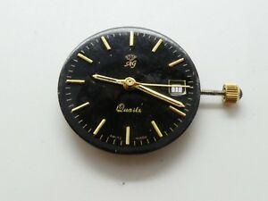 【送料無料】腕時計 クォーツムーブメントeta 956112 quartz voll funktion movement w629