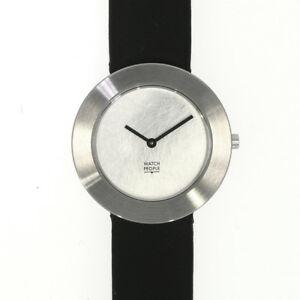 【送料無料】腕時計 watchpeople damenuhr cina silber