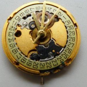 【送料無料】腕時計 クォーツムーブメントeta 956112 quartz voll funktion movement w616