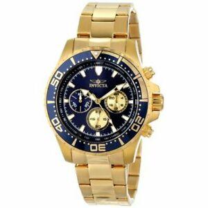 【送料無料】腕時計 プロダイバーステンレススチールクロノグラフウォッチinvicta pro diver 12918 stainless steel chronograph watch
