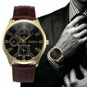 【送料無料】腕時計 ブランドクォーツファッションレザーベルトスポーツウォッチmen watch luxury brand watches quartz fashion leather belts sports wristwatch