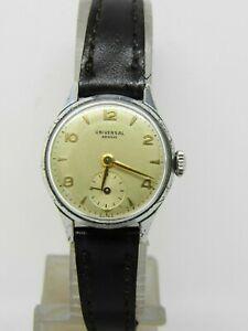 【送料無料】腕時計 ブレスレットユニバーサルジュネーブビンテージmontre bracelet universal geneve mouvement ug 258 vintage annes 60 lady