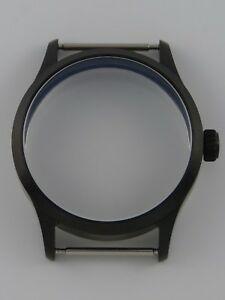 【送料無料】腕時計 ブラックサファイアケース