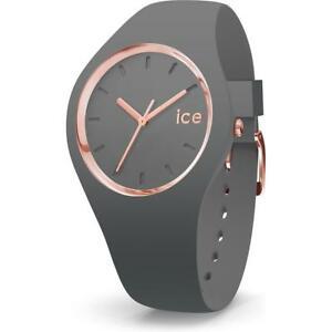 【送料無料】腕時計 オロロジオシリコーンサブウォッチorologio ice watch glam ic015336 silicone grigio ros sub 100mt