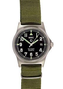 【送料無料】腕時計 オリーブグリーンストラップウォッチミリタリークオーツicial mwc g10lm watch olive green strap 50m water proof military quartz g1098
