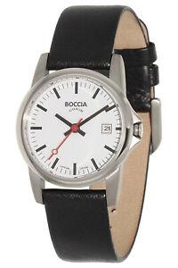 【送料無料】腕時計 チタンboccia titanium damenuhr 329804