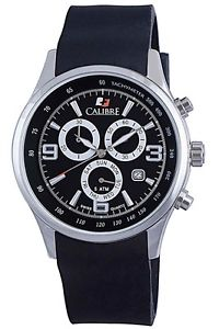 【送料無料】腕時計 キャリバー#クロノグラフタキメーターウォッチcalibre men039;s sc4m104007 mauler day date chronograph tachymeter watch