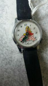 【送料無料】腕時計 ビンテージプリンセスフロッグカーオーダvintage princess and frog automotan moving   wrist watch working order