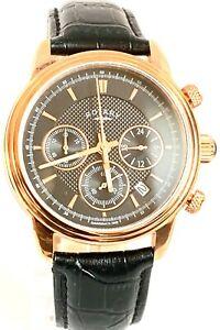 【送料無料】腕時計 ロータリーモナコクロノグラフウォッチrotary gents monaco chronograph date watch