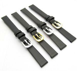 【送料無料】腕時計 condor smooth grain calf leather watch strap 081r 8mm 10mm 12mm 14mm