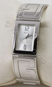 【送料無料】腕時計 シルバーブレスレットレディウォッチ guess g lady ss silver bracelet watch u10031l1