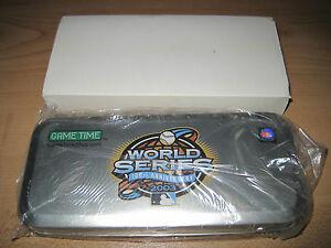 【送料無料】腕時計 ワールドシリーズ100mens gametime 2003 world series 100th anniversary watch