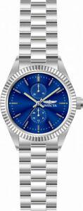 【送料無料】腕時計 メンズクロノグラフステンレススチールウォッチinvicta mens specialty quartz chronograph stainless steel watch 29420