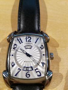 【送料無料】腕時計 ウォッチスケルトンバックミント