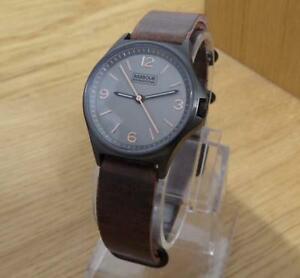 【送料無料】腕時計 レディーススイスクオーツブラウンアナログウォッチladies swiss quartz mvt barbour hebburn bb007chbr brown leather analog watch