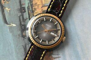 【送料無料】腕時計 ソビエトraketa rvise 2628h vintage urss cccp ussr serviced