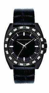 【送料無料】腕時計 フレンチコネクションレディースアナログクォーツストラップレザーストラップウォッチfrench connection ladies analog quartz wrist watch leather strap women gift