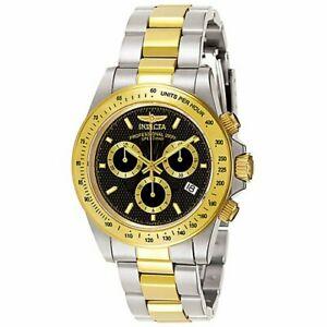【送料無料】腕時計 #クロノグラフゴールドスチールブレスレットケースinvicta men039;s 395mm chronograph gold steel bracelet amp; case quartz watch 7028